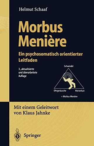 9783540677147: Morbus Menière: Eine psychosomatisch orientierter Leitfaden