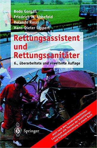 9783540678441: Rettungsassistent und Rettungssanitäter