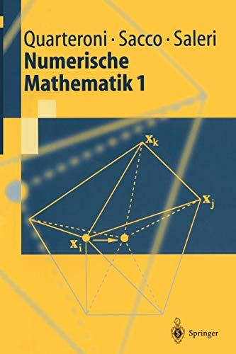 9783540678786: Numerische Mathematik 1 (Springer-Lehrbuch)
