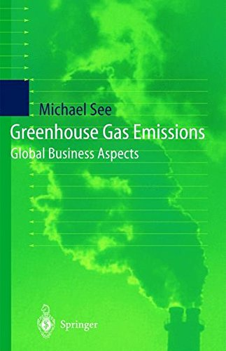 9783540678892: Greenhouse Gas Emissions Global Business Aspects