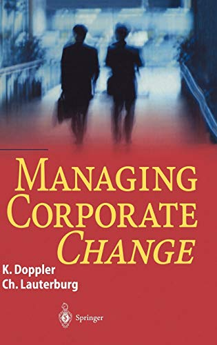 9783540679035: Managing Corporate Change