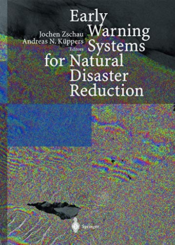 9783540679622: Early Warning Systems for Natural Disaster Reduction