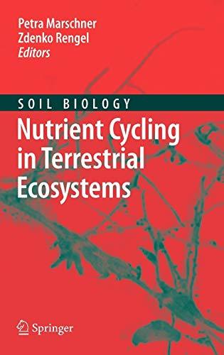 Nutrient Cycling in Terrestrial Ecosystems: Petra Marschner