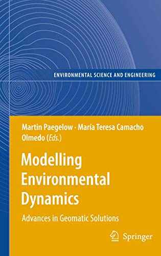 Modelling Environmental Dynamics: Martin Paegelow