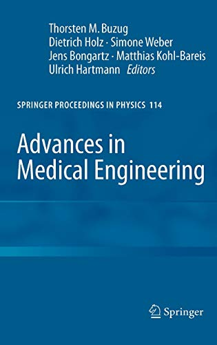 Advances in Medical Engineering: Thorsten M. Buzug