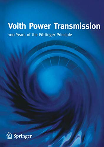 9783540687849: Voith Power Transmission