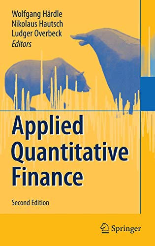 9783540691778: Applied Quantitative Finance