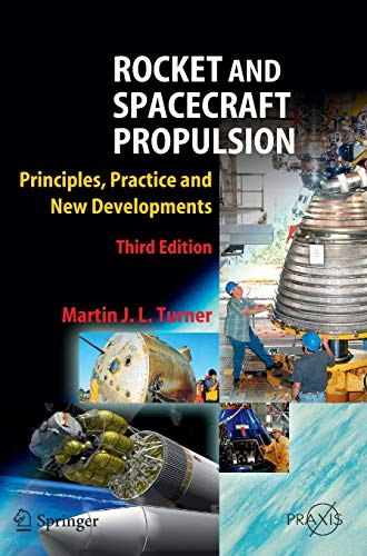 9783540692027: Rocket and Spacecraft Propulsion: Principles, Practice and New Developments (Springer Praxis Books)