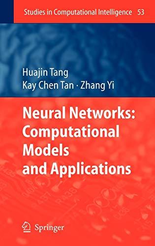 Neural Networks: Huajin Tang