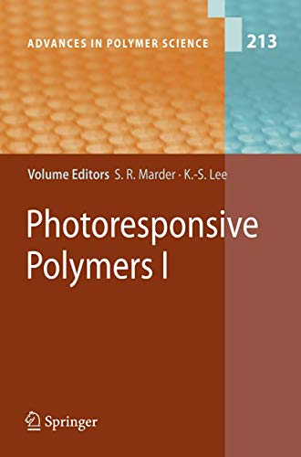 9783540694489: Photoresponsive Polymers I (Advances in Polymer Science) (No. 1)