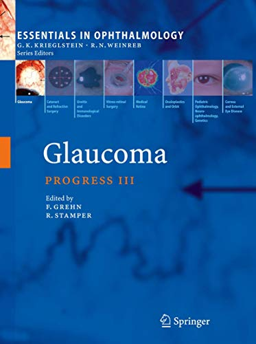 9783540694724: Glaucoma (Essentials in Ophthalmology)