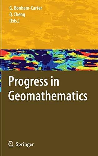 9783540694953: Progress in Geomathematics
