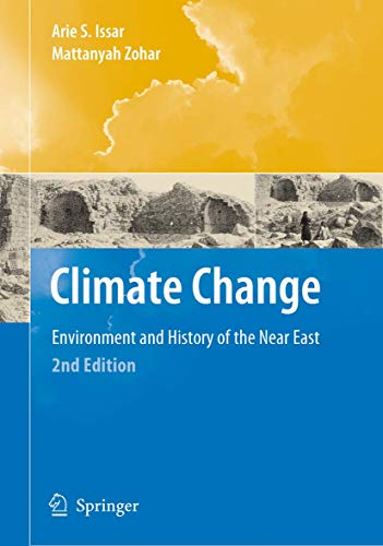 Climate Change: Arie S. Issar