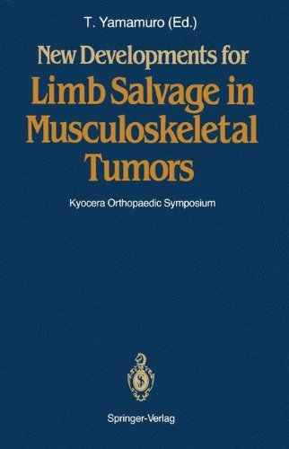 9783540700302: New Developments for Limb Salvage in Musculoskeletal Tumors: Kyocera Orthopaedic Symposium