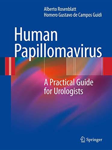 9783540709732: Human Papillomavirus: A Practical Guide for Urologists