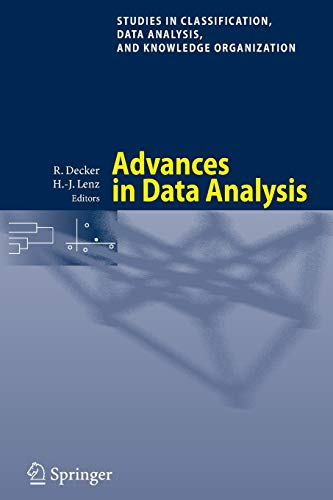 Advances in Data Analysis: Proceedings of the 30th Annual Conference of the Gesellschaft Fur ...