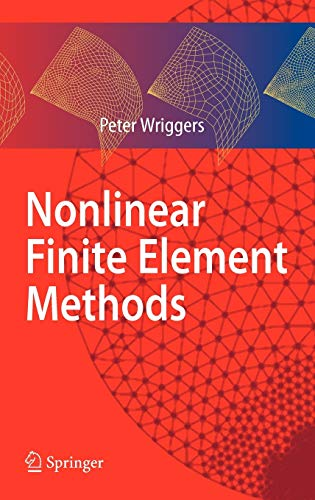 9783540710004: Nonlinear Finite Element Methods