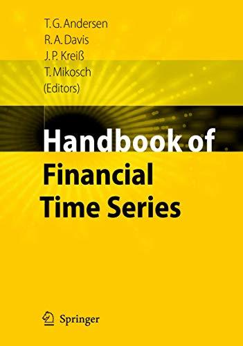 Handbook of Financial Time Series: Torben Gustav Andersen