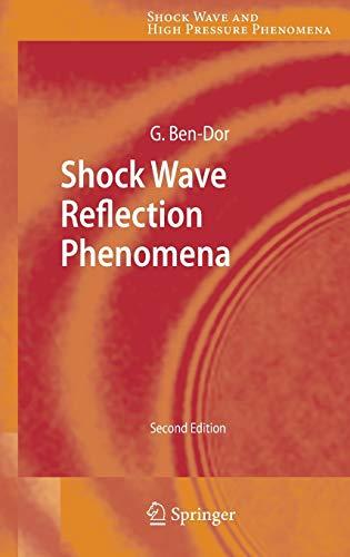 Shock Wave Reflection Phenomena: Gabi Ben-Dor