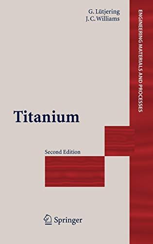 9783540713975: Titanium (Engineering Materials and Processes)