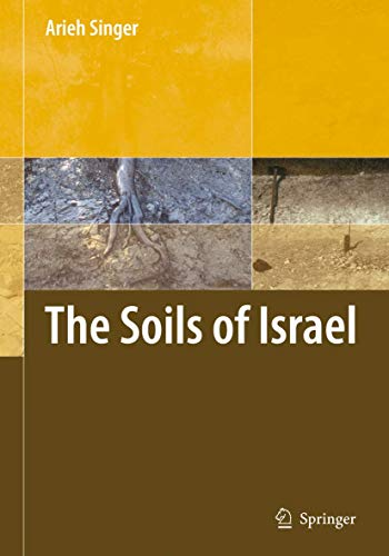 9783540717317: The Soils of Israel