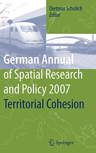 9783540717454: Territorial Cohesion (German Annual of Spatial Research and Policy)