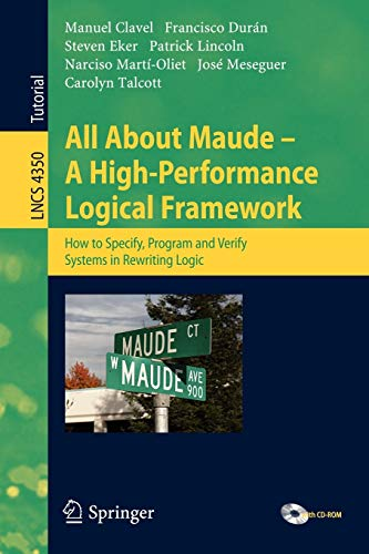 All About Maude - A High-Performance Logical: Clavel, Manuel, Dur�n,