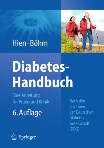 9783540719540: Diabetes-Handbuch: Eine Anleitung für Praxis und Klinik