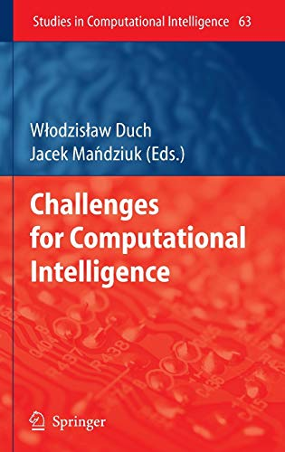 9783540719830: Challenges for Computational Intelligence (Studies in Computational Intelligence)