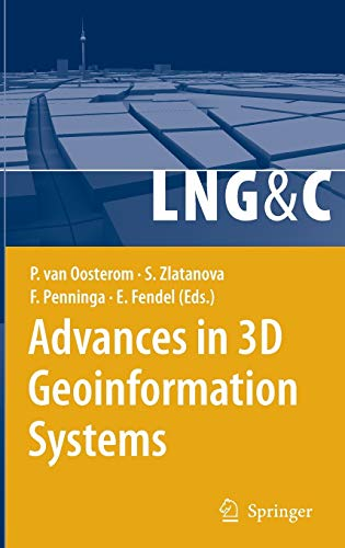 9783540721345: Advances in 3D Geo Information Systems