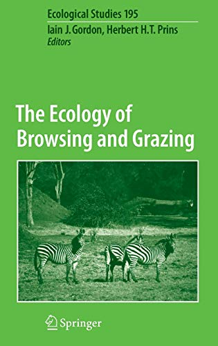 9783540724216: The Ecology of Browsing and Grazing (Ecological Studies)