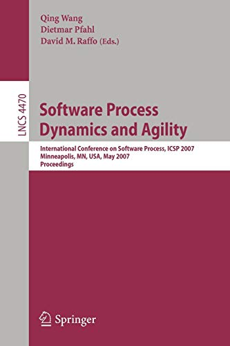 Software Process Dynamics and Agility: Qing Wang