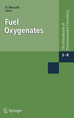 Fuel Oxygenates: Damià Barceló