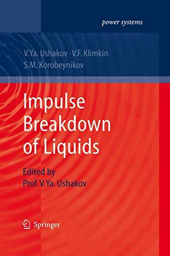 Impulse Breakdown of Liquids: Vasily Y. Ushakov