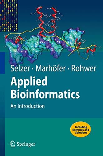 9783540727996: Applied Bioinformatics: An Introduction