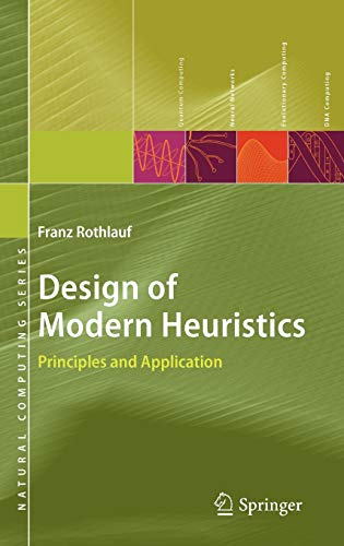 9783540729617: Design of Modern Heuristics: Principles and Application (Natural Computing Series)