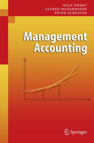 9783540730873: Management Accounting