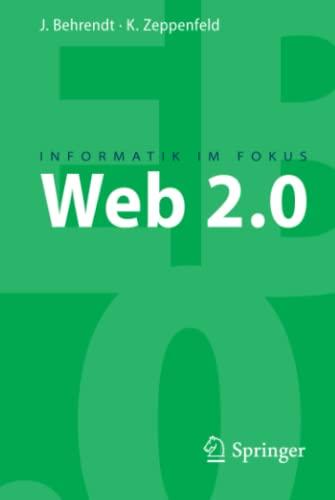 9783540731207: Web 2.0 (Informatik im Fokus)