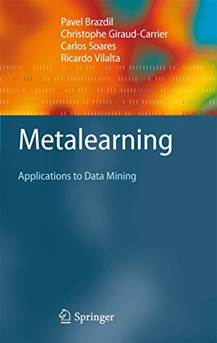 9783540732624: Metalearning: Applications to Data Mining (Cognitive Technologies)