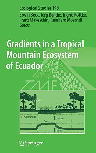 Gradients in a Tropical Mountain Ecosystem of Ecuador: Erwin Beck