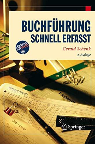 9783540737827: Buchführung - Schnell erfasst (Wirtschaft – Schnell erfasst) (German Edition)