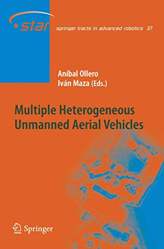 Multiple Heterogeneous Unmanned Aerial Vehicles (Springer Tracts