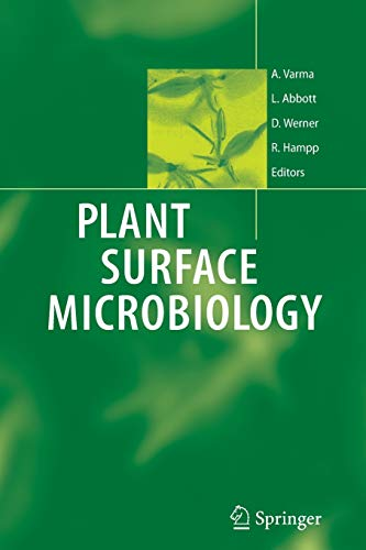 9783540740506: Plant Surface Microbiology