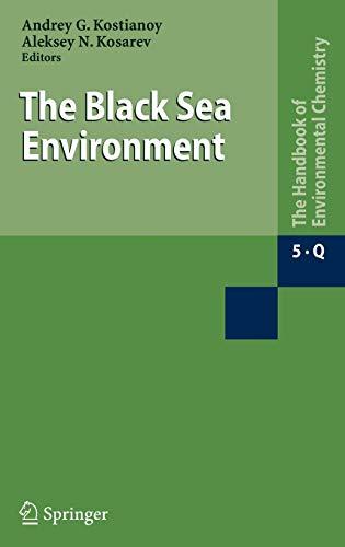 9783540742913: 5: The Black Sea Environment (The Handbook of Environmental Chemistry)