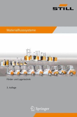 9783540744115: Materialflusssysteme: Förder- und Lagertechnik (German Edition)