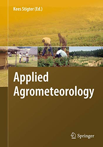 Applied Agrometeorology: Springer