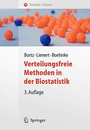 9783540747062: Verteilungsfreie Methoden in der Biostatistik (Springer-Lehrbuch)