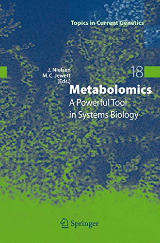 9783540747185: Metabolomics: A Powerful Tool in Systems Biology (Topics in Current Genetics)