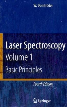 9783540749530: Laser Spectroscopy: Vol. 1 Basic Principles Vol. 2 Experimental Techniques