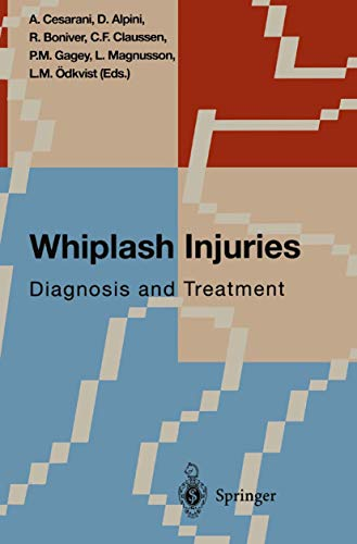9783540750154: Whiplash Injuries: Diagnosis and Treatment